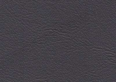 Square swatch of vinyl upholstery in grey stylish texture