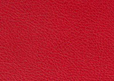 Red Faux Rawhide vinyl for K9 Moto Cockpit motorcycle dog carrier upholstery