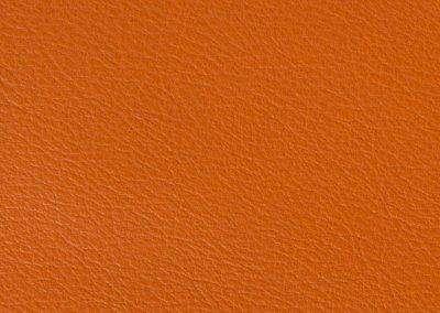 Orange Faux Rawhide vinyl for K9 Moto Cockpit motorcycle dog carrier upholstery